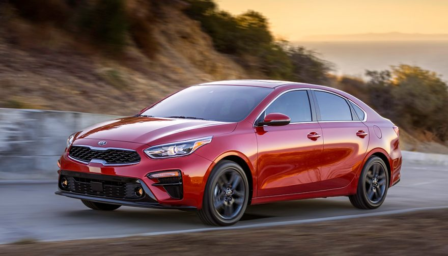 Kia Forte Sedan is one of the Safest Cars