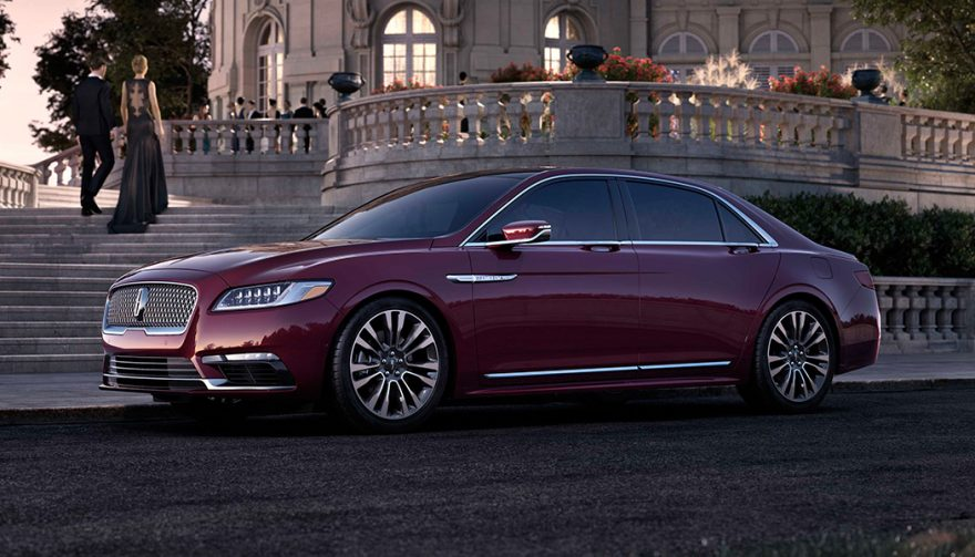 Lincoln Continental is one of the Safest Cars