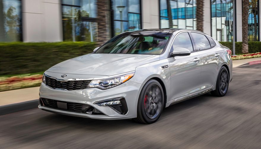 Kia Optima is one of the Safest Cars