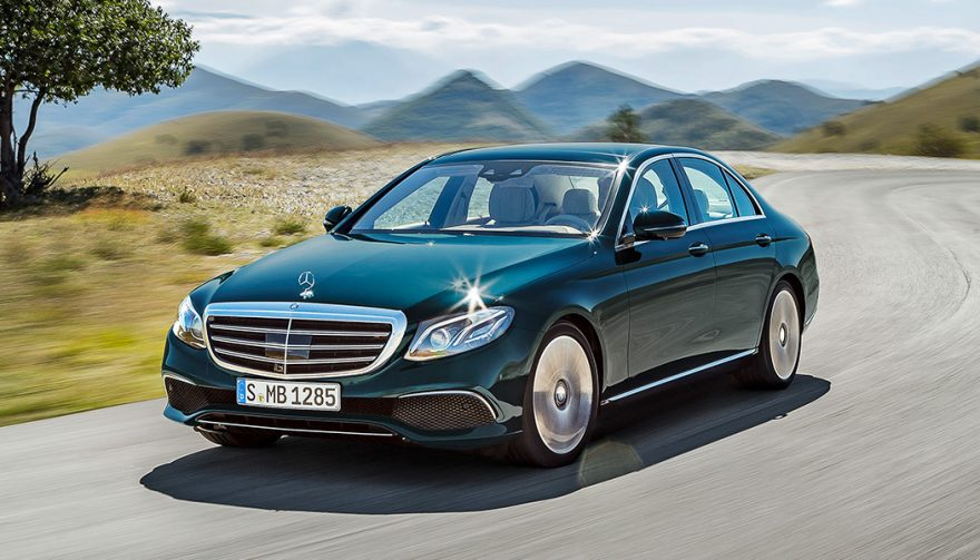 Mercedes-Benz E Class is one of the Safest Cars