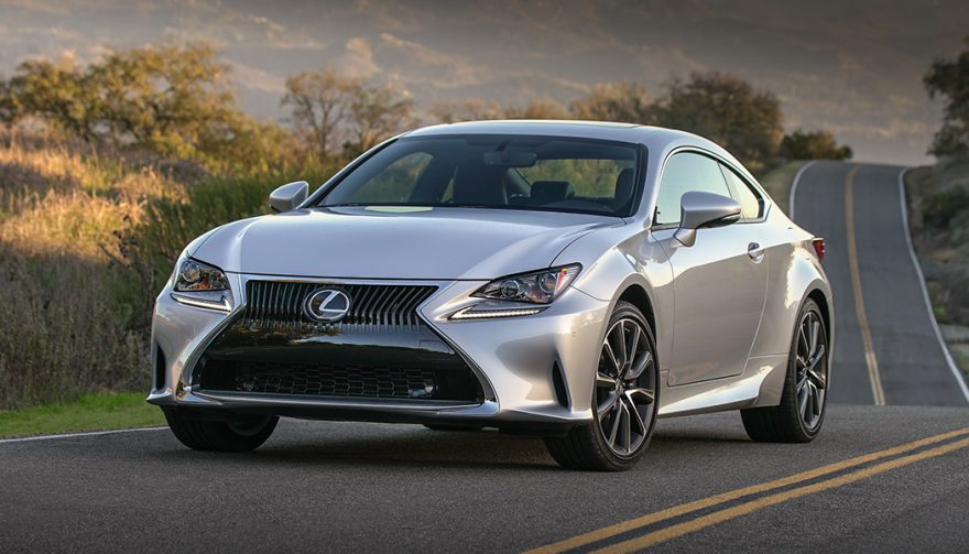 Lexus RC is one of the Safest Cars