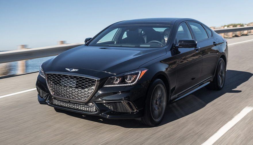 Genesis G80 is one of the Safest Cars