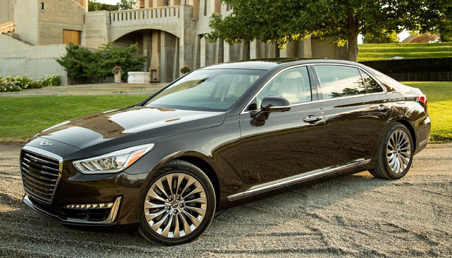 Genesis G90 is one of the Safest Cars