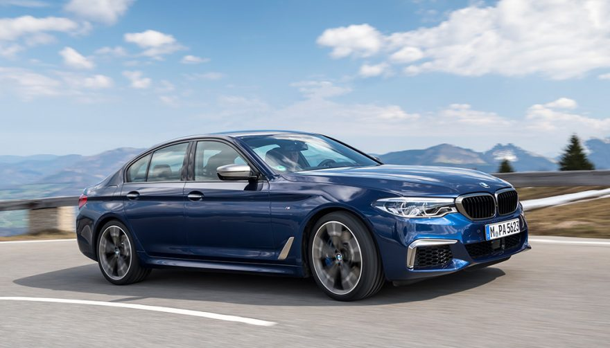 BMW 5 Series is one of the Safest Cars