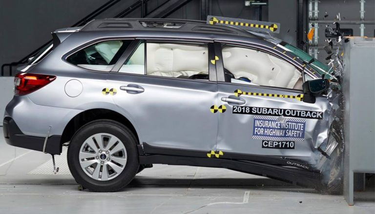 IIHS Safest Cars of 2018