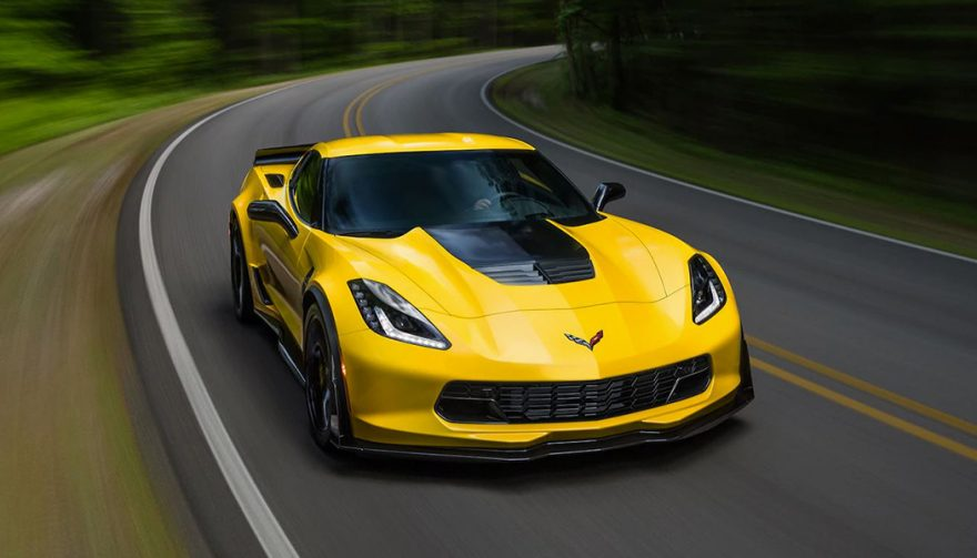 The Corvette Z06 made our list of best sports cars.