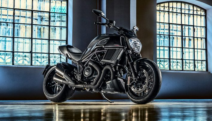 The Ducati Diavel is one of the best Ducati motorcycles available.