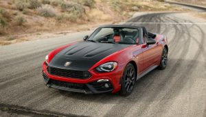The Fiat 124 Spider made our list of best sports cars.