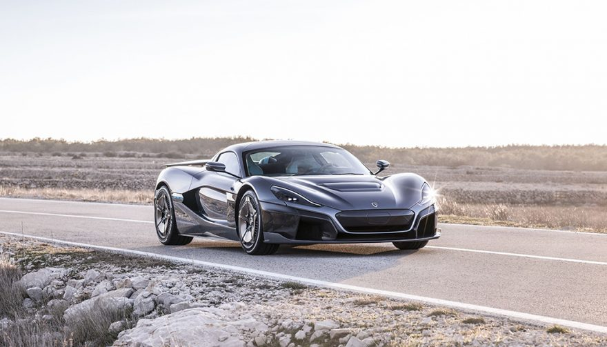 Porsche buys into Rimac, expands electric luxury cars