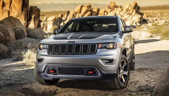 Jeep Cherokee, Best off road SUV