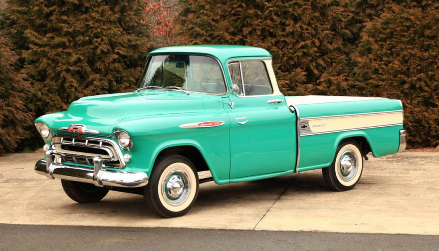 Chevrolet Cameo Carrier Classic Trucks