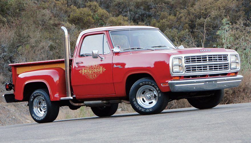 Dodge Lil' Red Express Truck Classic Trucks