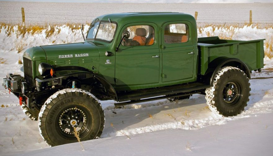 Dodge Power Wagon Classic Trucks