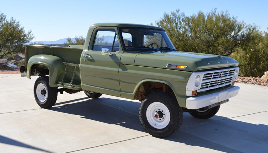 The Ford F250 High Boy Is One Of The Best Classic Trucks