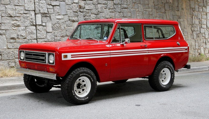 International Scout II Classic Trucks