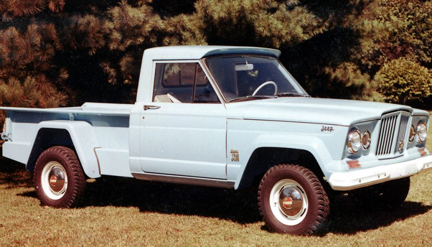 Jeep Gladiator Classic Trucks