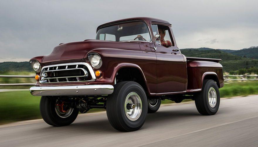 Napco Chevrolet GMC Trucks Classic Trucks