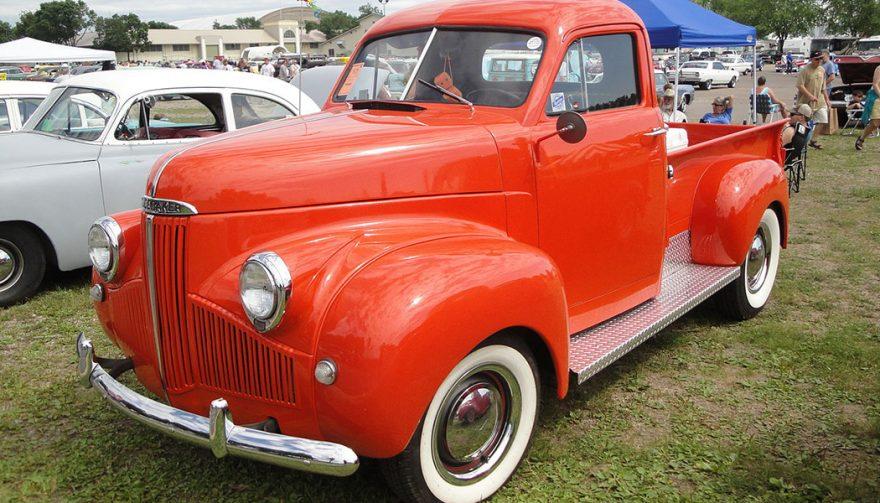 Studebaker M-Series Classic Trucks