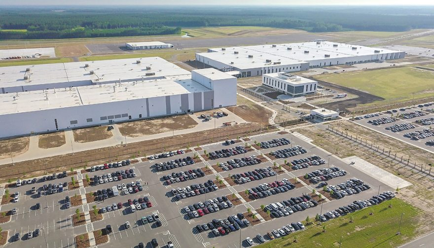 Volvo South Carolina Plant