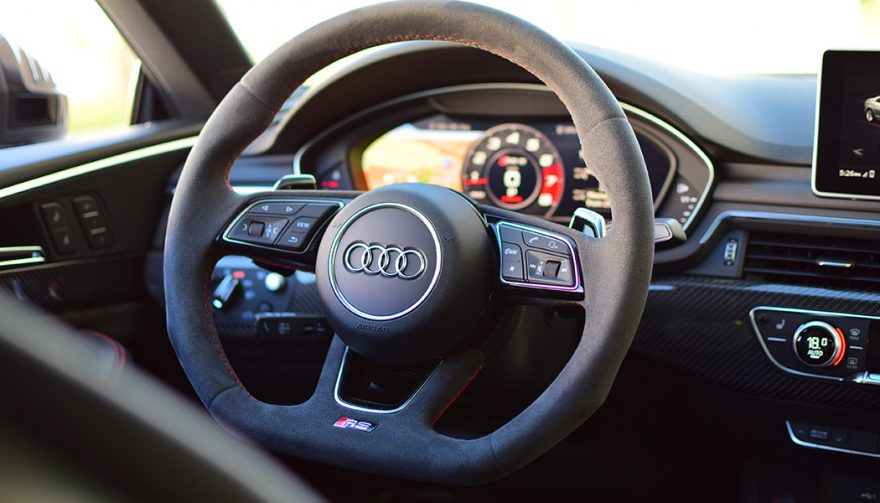 2018 Audi RS5 Review: A Symphony Of Sound From A New 2 9L V6
