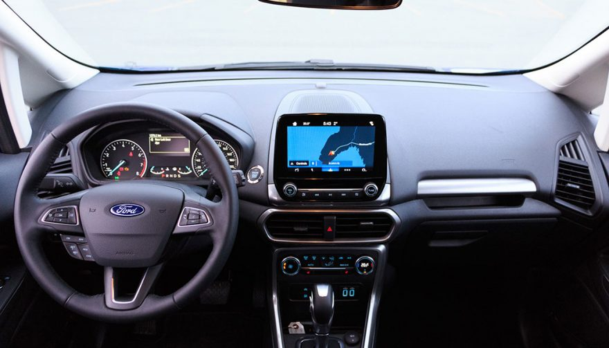Ford Ecosport Interior ford ecosport vs mazda cx-3