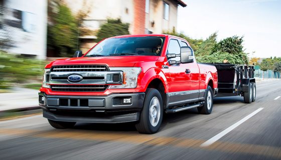 Ford's freshly-deployed F-150 PowerStroke diesel V6 engine is the sixth powerplant option. It manages to be near the top for power and bottom for thirst.