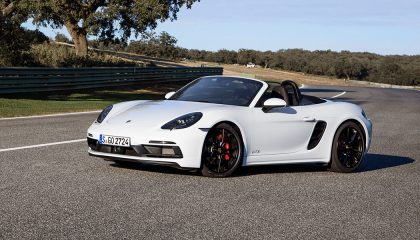 The Porsche 718 Boxster GTS is the highest-performing version of Porsche's entry-level convertible. It just happens to offer some serious value too.