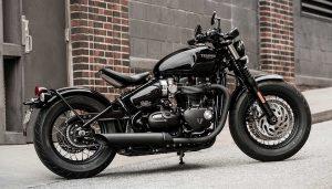 triumph motorcycles bonneville bobber