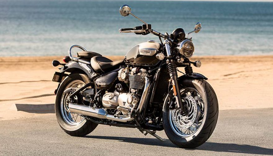 triumph motorcycles speedmaster