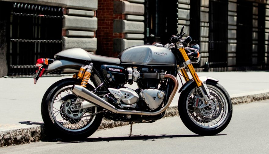 triumph motorcycles thruxton