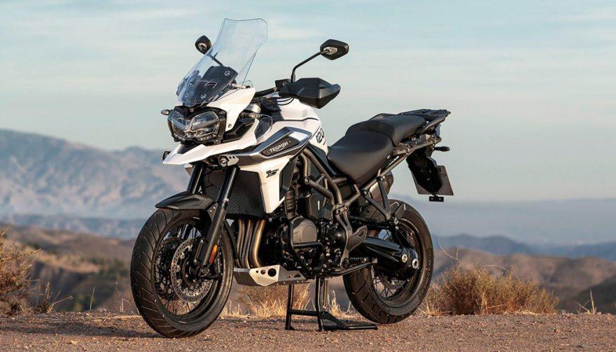 triumph motorcycles tiger