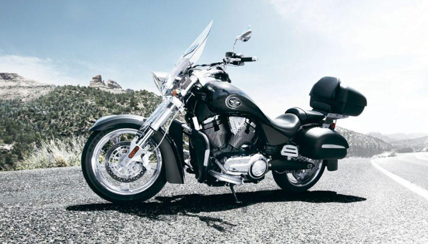 victory motorcycles kingpin