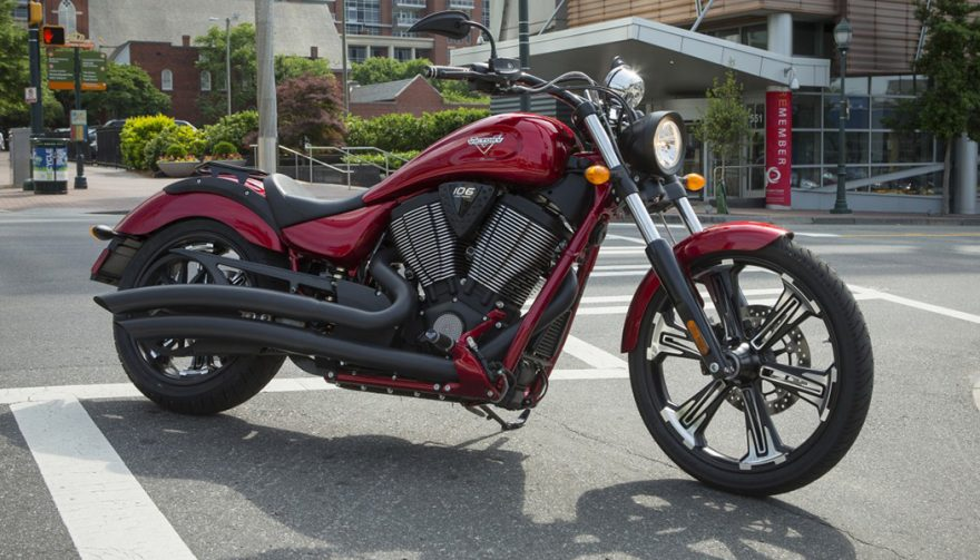 victory motorcycles vegas models built they