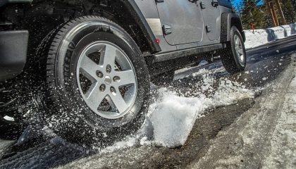 The Best Snow Tires