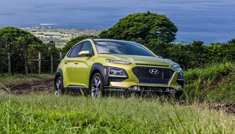 So is the Hyundai Kona all cool breezes and Spam? Or is it one you're going to want to avoid like a hot lava flow? Let's take a look.