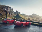 Porsche has used the Touring T to mean driver-focused. Now it is applying the formula to its smallest cars. The Porsche 718 Boxster T and Cayman T