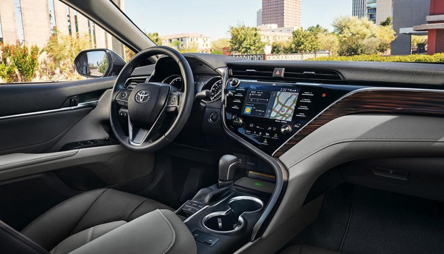 Toyota Camry Interior Review