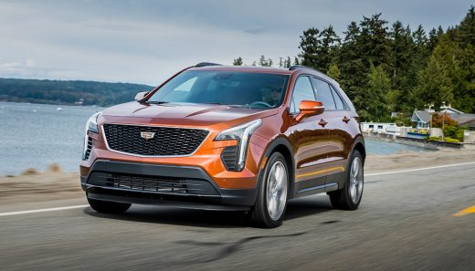 GM is back to offering four different compact crossovers. So can the luxury Cadillac XT4 stand out, or is it just part of the family?