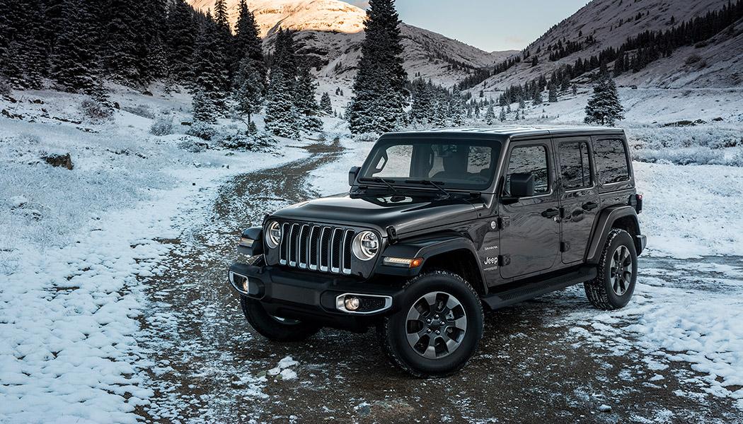 We Drive the 2019 Jeep Wrangler Sahara Unlimited
