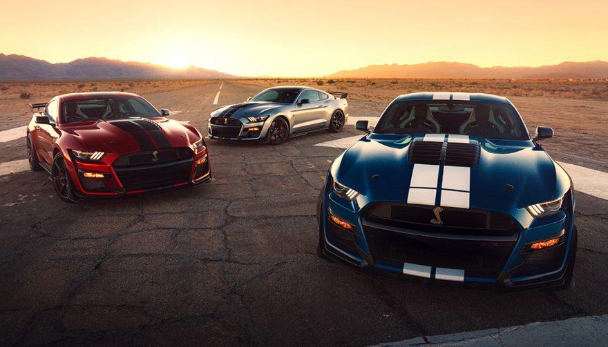 2019 Detroit Auto Show Ford