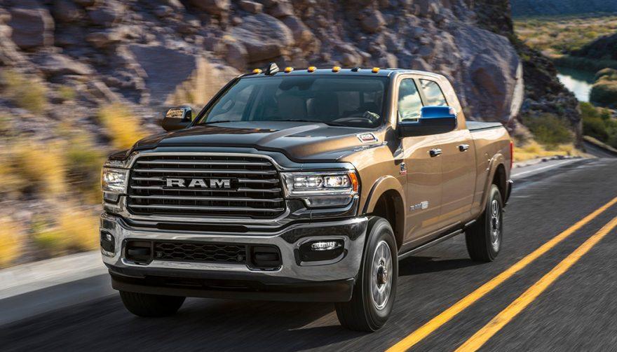 2019 Detroit Auto Show Ram