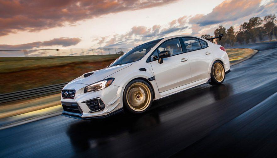 2019 Detroit Auto Show Subaru