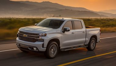 Chevrolet Silverado Winter Review