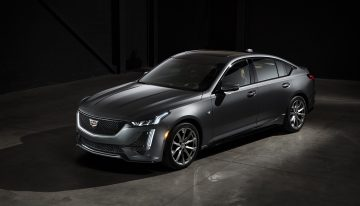 The Cadillac CT5 will offer up Caddy's new styling language and a pair of turbocharged engines. And they're trying out some strange new videos to show it