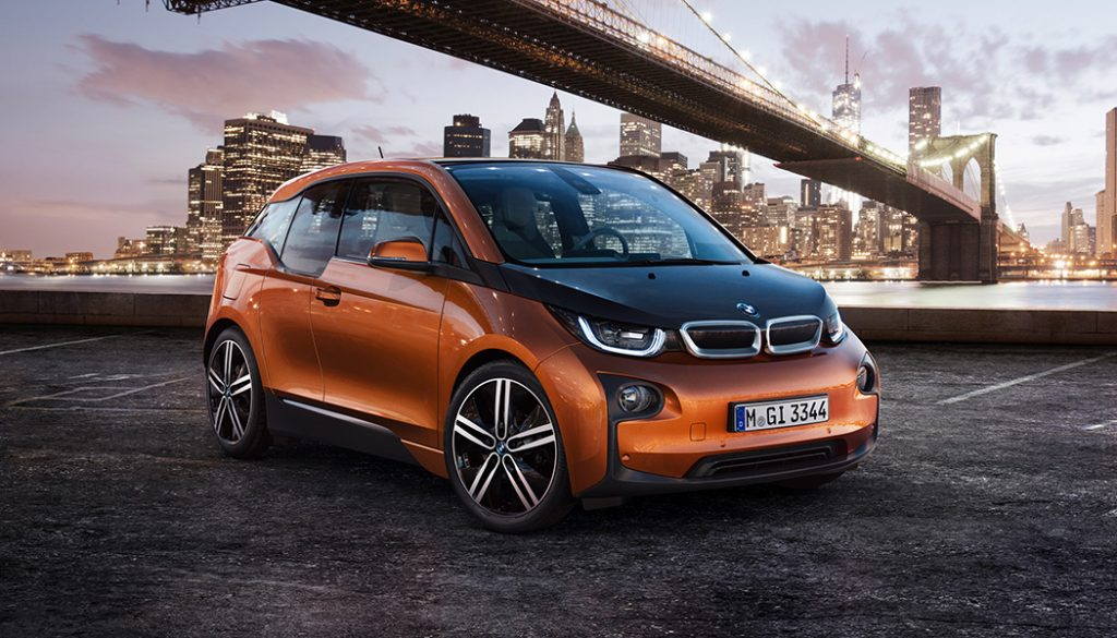BMW i3 - Best Used Electric Cars