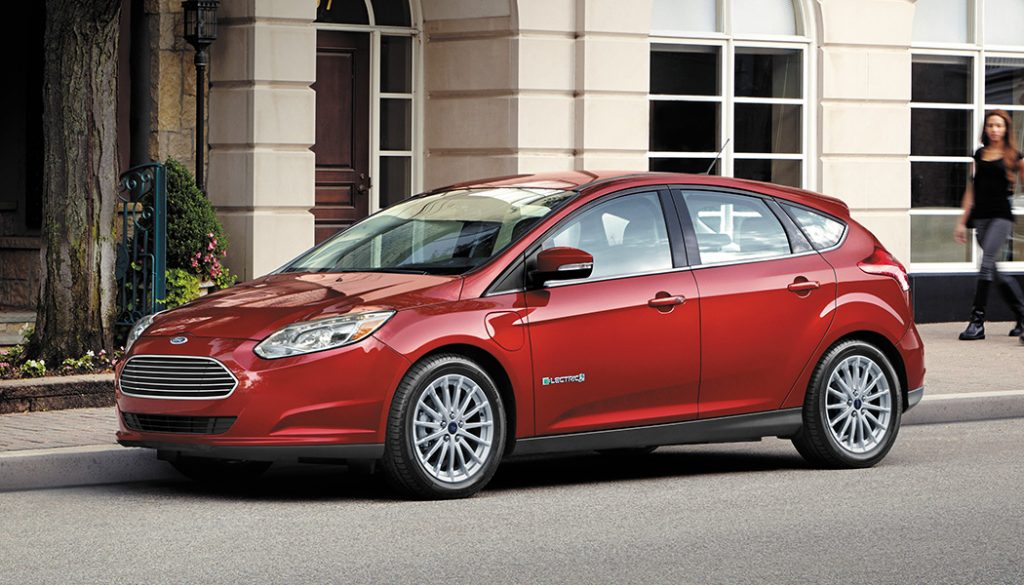 Ford Focus Electric - Best Used Electric Cars