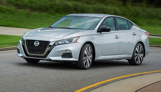 The 2019 Nissan Altima is all-new. With AWD available on every trim, a bright and fresh interior, and loads of driver aids.