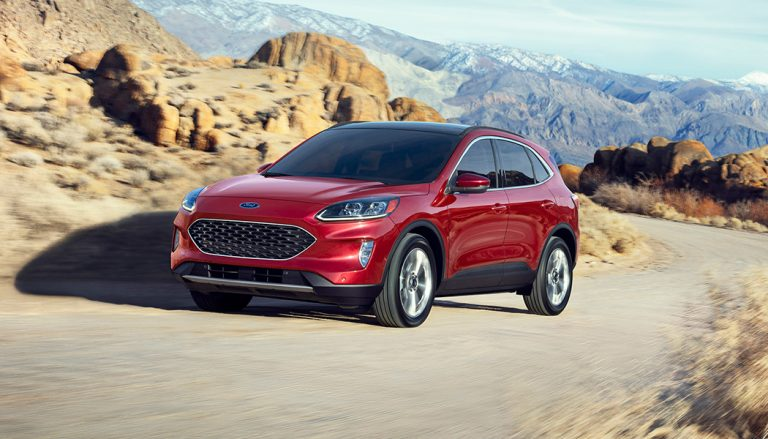 The 2020 Ford Escape sees new styling, more tech, and not just the return of the hybrid model but a new plug-in hybrid as well as more room inside.