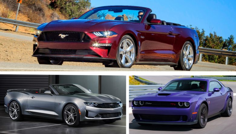 2019 Ford Mustang GT: How it Stacks Up Against Dodge