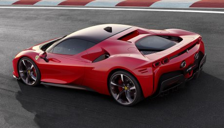 Ferrari is all about performance. It'll be a shock to some long-time fans, but it just happens that the Ferrari SF90 Stradale uses electricity to deliver it